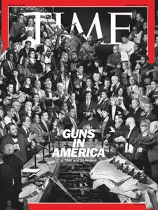 Time USA – November 05, 2018