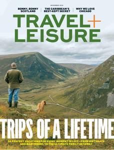 Travel+Leisure USA - November 2018