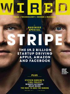 Wired UK – November 2018