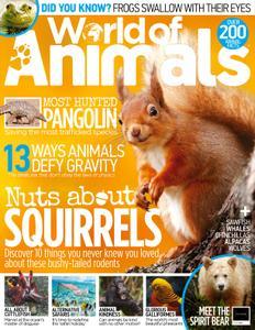 World of Animals UK - October 2018