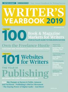 Writers Digest Yearbook - January 2019
