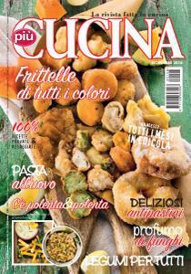 piuCUCINA N.108 – Novembre 2018
