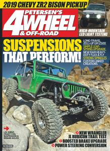 4 Wheel & Off Road - February 2019