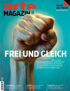 ARTE Magazin - November 2018