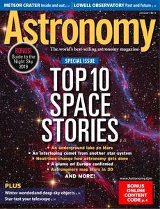 Astronomy - January 2019