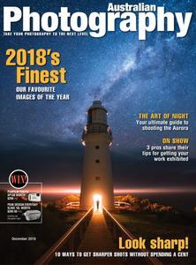 Australian Photography - December 2018