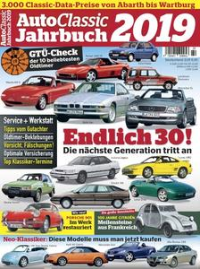 Auto Classic - Jahrbuch 2019