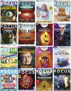BBC Focus – Full Year 2018 Collection