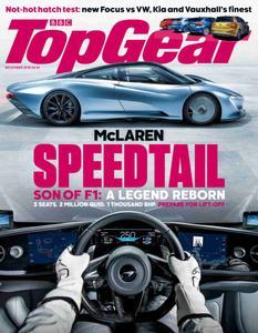 BBC Top Gear UK - December 2018