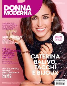 Donna Moderna N.49 – 21 Novembre 2018