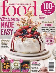 Food New Zealand - November-December 2018
