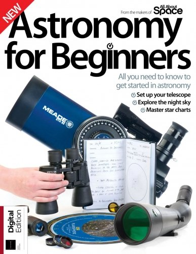 Futures Serie Astronomy for Beginners (6th Edition) 2018