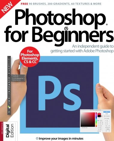 Futures Series: Photoshop For Beginners 15th Edition 2018