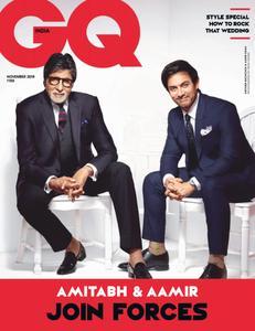 GQ India – November 2018
