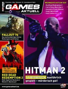 Games Aktuell – Dezember 2018