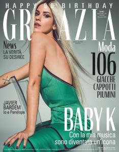 Grazia Italia N.46 – 1 Novembre 2018