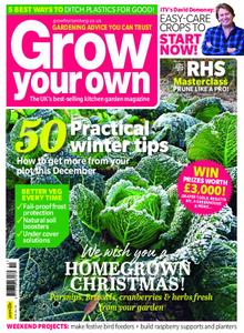 Grow Your Own – December 2018