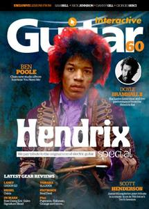 Guitar Interactive - Issue 60, 2018
