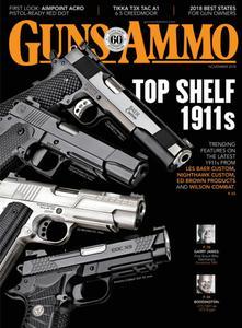 Guns & Ammo – November 2018