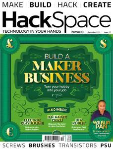 HackSpace - December 2018