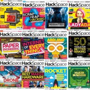 HackSpace – Full Year 2018 Collection