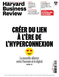 Harvard Business Review France – Décembre 2018 – Janvier 2019