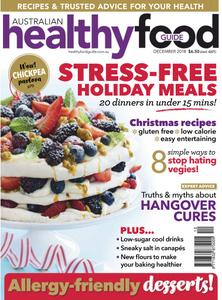 Healthy Food Guide - December 01, 2018