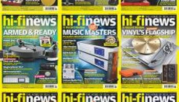 Hi-Fi News - July 2019 - Free PDF Magazine download