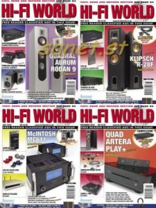 Hi-Fi World – Full Year Issues Collection 2018