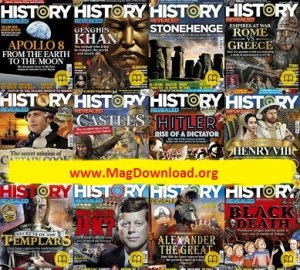History Revealed – 2018 Full Year Issues Collection