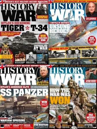 History of War - Full Year Issues Collection 2018