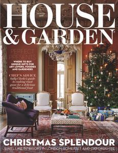 House & Garden UK – December 2018