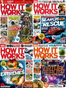How It Works – Full Year Issues Collection 2018