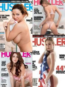 Hustler USA – Full Year Issues Collection 2018
