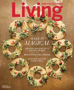 Martha Stewart Living - December 2018