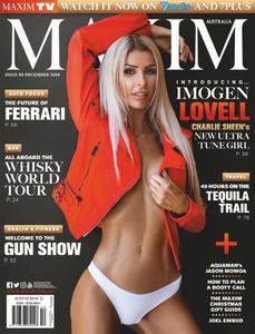 Maxim Australia – December 2018