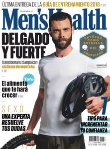Men's Health México - noviembre 2018