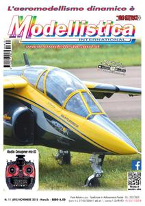 Modellistica International – novembre 2018