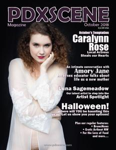 PDXScene Magazine - October 2018
