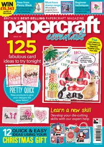 Papercraft Essentials – November 2018
