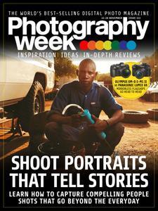 Photography Week - 22 November 2018