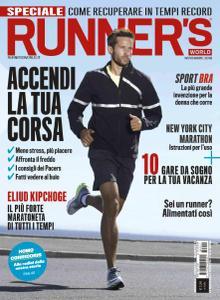 Runner's World Italia - Novembre 2018