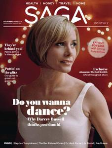 Saga Magazine – December 2018