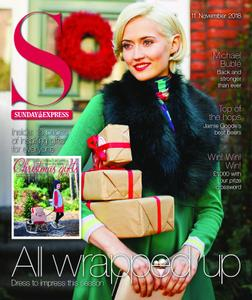 Sunday Magazine – November 11, 2018