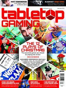 Tabletop Gaming – December 2018
