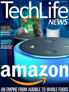 Techlife News – November 18, 2018