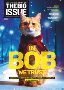 The Big Issue - November 12, 2018