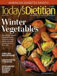 Today's Dietitian – November 2018