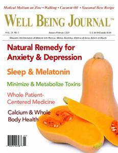 Well Being Journal – December 2018