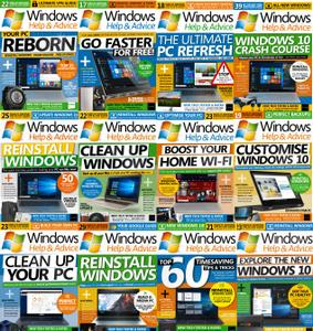 Windows Help & Advice – Full Year 2018 Collection